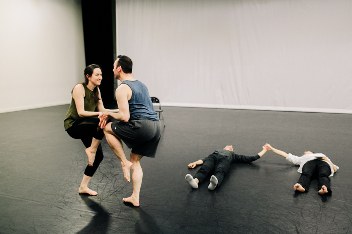mark morris shared space, michael sazonov, mark morris dance, shared space brooklyn, mark morris dance class