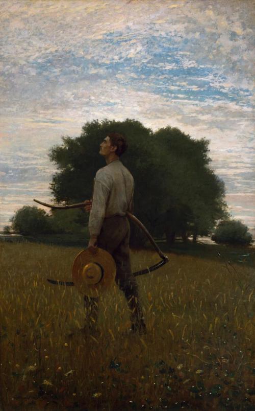 Song_of_the_Lark_Winslow_Homer_1876